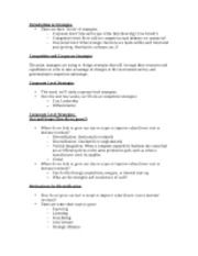 Business Notes 1