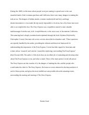 Free Choice Non-Fiction Book Essay Project.docx