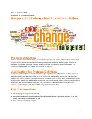 Mergers don't always lead to culture clashes.pdf
