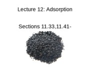 Lecture 12_Adsorption_Fall2011