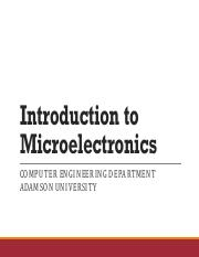 1 - Introduction to microelectronics - LMS.pdf