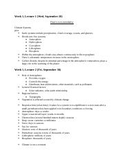 Geography M106 - Applied Climatology- Principles of Climate Impact on Natural Environment.docx