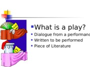 what is a play.ppt