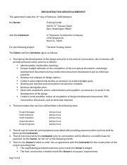 Cnbt 2337 Construction Estimating Tcc Course Hero