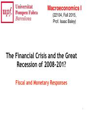 MacroIF15 - Lec11 - Fiscal and Monetary Responses to Crisis.pdf