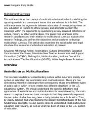 Multicultural Curricula Research Paper Starter - eNotes.pdf