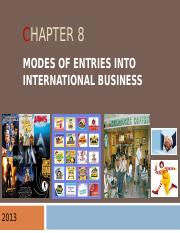 CHAPTER 8 - MODE OF ENTRIES.ppt