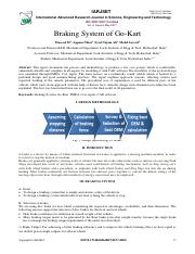 9. Braking System of Go-Kart.pdf