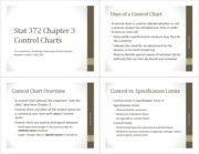 Stat 372 Chap3 Control Charts 4up