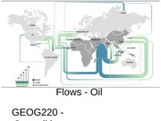 GEOG220 Lecture20 - Flows - Oil