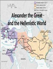 04 Alexander the Great