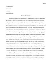 (FINAL ESSAY)From a different angle.edited