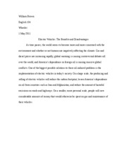 ENG 104 Research Paper