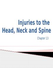 On line Chapter 13 Head Neck Spine Injuries.pptx