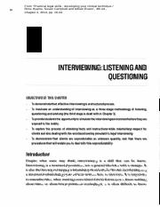 Wk 9 Method Reading- Interviewing.PDF