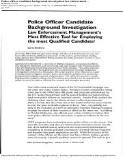 Police officer candidate background investigations.pdf