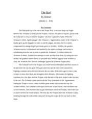 montaigne essays part summary on repentance montaigne begins  3 pages study guide 2003 iliad one