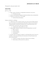 Exam 2 Compilation-Lecture Notes