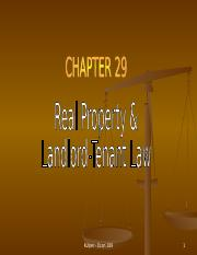 PowerPoint Chapter 29.ppt