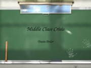 middle class crisis