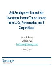 Self-Employment-Tax-and-Net-Investment-Income-Tax-on-Income-from-LLCs-Partnerships-and-S-Corporation