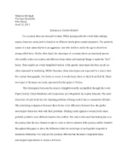 catch essay shannon mchugh professor beck eng  6 pages final paper