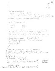 One Way Function Notes