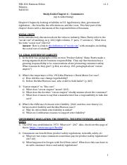 Study Guide-Ch 6 (up to Advg)-Consumers