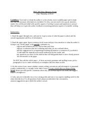 Peer Review Form - Abstract(1).doc