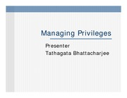 11-Managing Privileges
