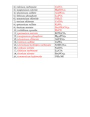 Ionic Cmpds With Polyatomic Ions Practice Nomenclature Worksheet 3