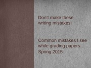 COMMON%20WRITING%20MISTAKES