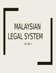 L5 Courts In Malaysia