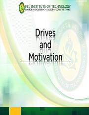 9 - Drives and Motivation.pdf