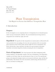 Plant Transpiration Lab Report.pdf