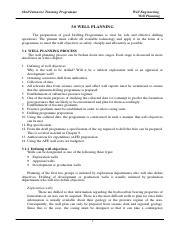 PETROLEUM 300l : petroleum engineering - University of Benin -