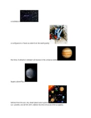 AST 1013  Introduction to Astronomy pics
