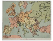 WWI Satirical Maps