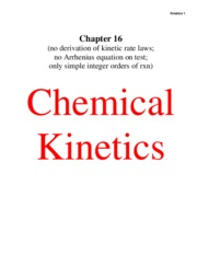 02-Chemical Kinetics (1)
