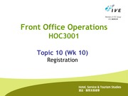 HOC3001.Topic 10.Registration.student