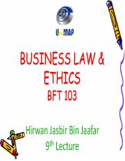 lECTURER PARTNERSHIP AND COMPANY LAW