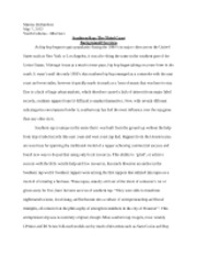 Subculture Research Paper FINAL DRAFT