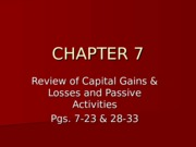 MH Chapter 7