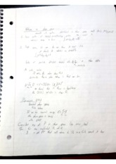 Volume in Phase Space notes