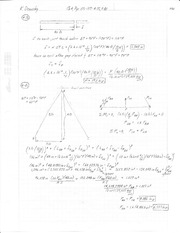 Homework 8 Solution on Mechanics of Materials