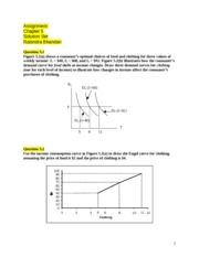 Chapter 5 solutions