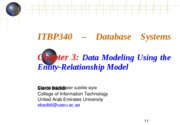 Data Modeling with ERD