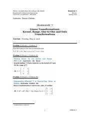 ee020 hw 7 - Linear Transformations - Kernel, Range and On-to-One, Onto.pdf