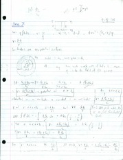PHY104_Class7_&_Lecture3_Notes_Electrical_Potential_Energy_PartII_&_Capacitance_PartI