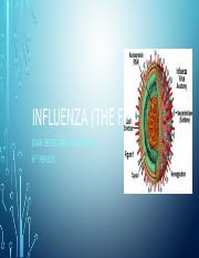 Influenza (The Flu).pptx